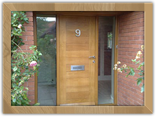 Doors & Doorsets - Link to doors & doorsets section